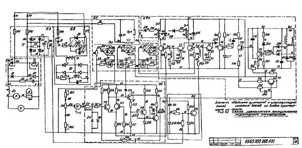 Электрическая схема станка с ЧПУ: требования, вариант сборки